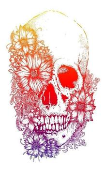 Skull Tattoo Ideas screenshot 13