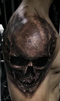 Skull Tattoo Ideas screenshot 3
