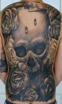 Skull Tattoo Ideas screenshot 9