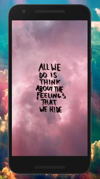Teen Quotes Wallpapers poster