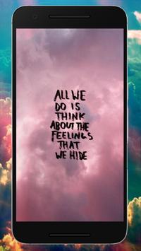 Teen Quotes Wallpapers apk screenshot