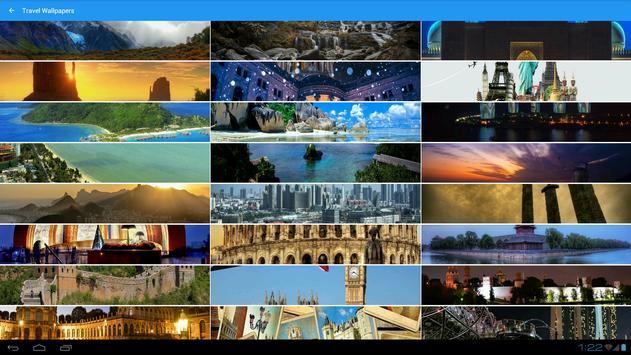 Travel Wallpapers apk screenshot