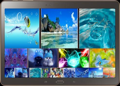 3D wallpapers apk screenshot