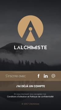 L'Alchimiste studio poster