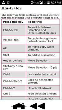 Computer Shortcuts apk screenshot