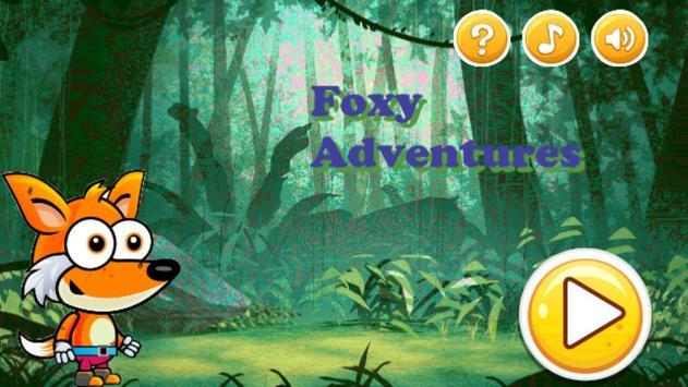 Foxy Adventures poster