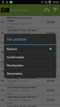 Administrador Mega screenshot 2