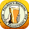 Palmer's Brewing Water Adj App أيقونة