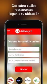 DeliveryRD apk screenshot