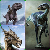Free Dinosaur Wallpaper HD for Android icon