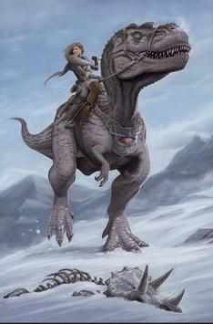 Free Dinosaur Wallpaper HD for Android screenshot 7