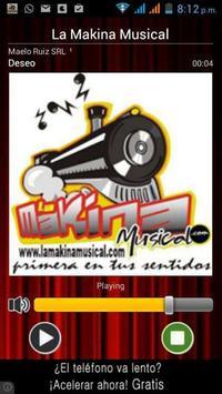 La Makina Musical poster