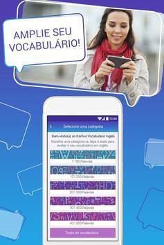 Kantoo Vocabulário Inglês poster