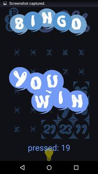 Bingo apk screenshot