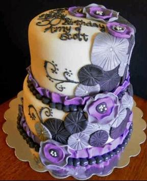 Birthday Cake Design Ideas screenshot 5