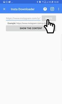 Video Downloader for Instagram apk screenshot