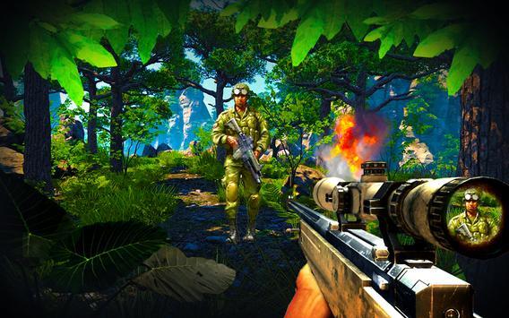 Jungle commando 3D Assassin screenshot 14