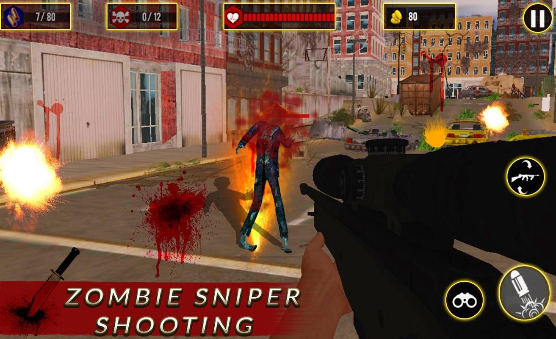 Sniper shot apk