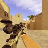 Desert Sniper Commando Battle icon