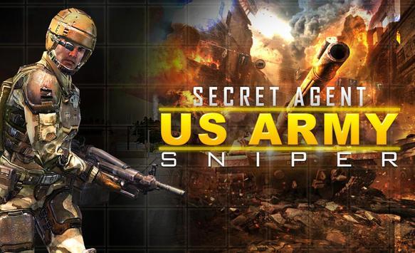Secret Agent US Army Sniper screenshot 3