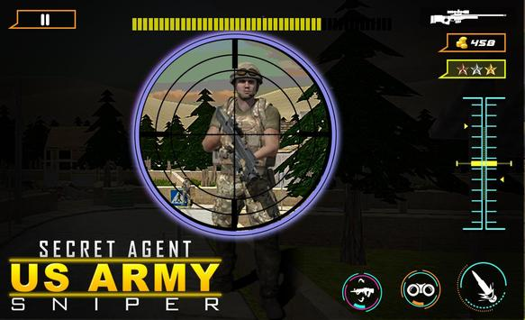 Secret Agent US Army Sniper screenshot 4