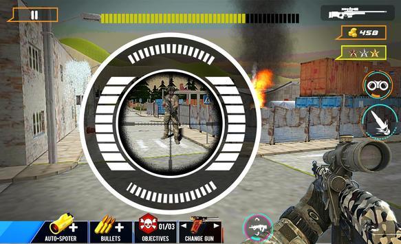 Secret Agent US Army Sniper screenshot 8
