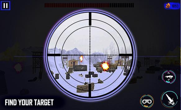Snow Sniper Adventure Missions screenshot 1