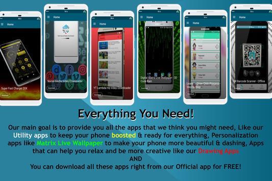Lambda App Studio - Our Products screenshot 1