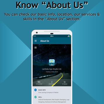 Lambda App Studio - Our Products screenshot 9