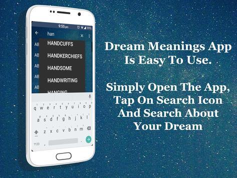 Dream Meanings screenshot 1