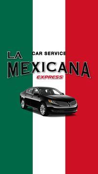 La Mexicana Express poster