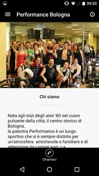Performance Fitness Club poster