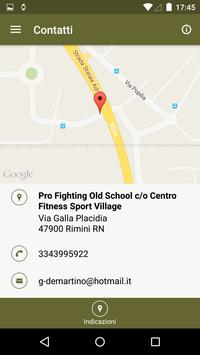 Pro Fighting Old School screenshot 4