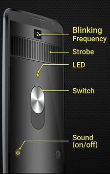 手电筒 - Flashlight 截图 9