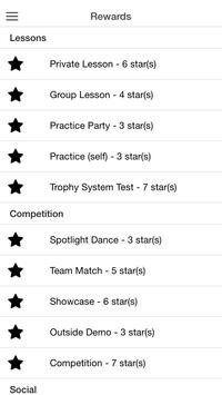 iDance Group Loyalty Program screenshot 1