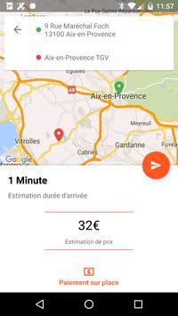 Taxi Aixois screenshot 2