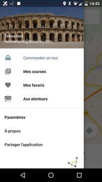 Taxi de Nimes poster