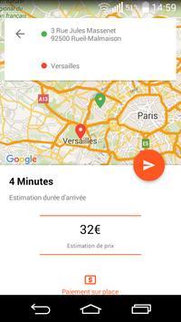 Taxi Rueil screenshot 3
