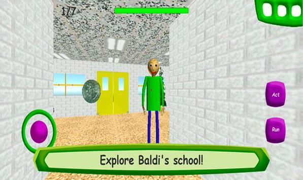 Baldi's Basics in School Education New screenshot 7
