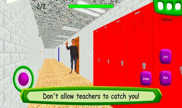 New Baldi's Basics in School Education! screenshot 2