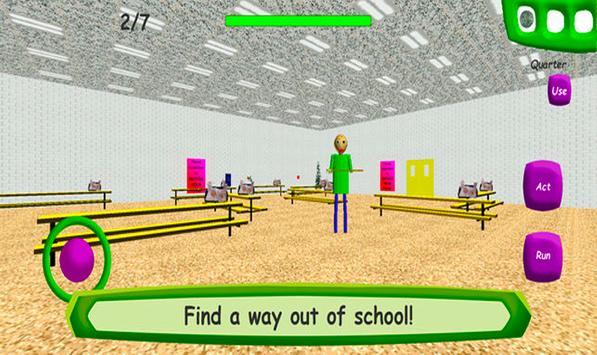 New Baldi's Basics in School Education! screenshot 4