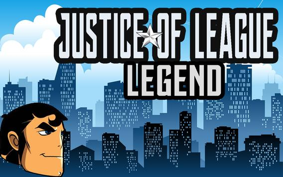 Justice Of League Legend poster