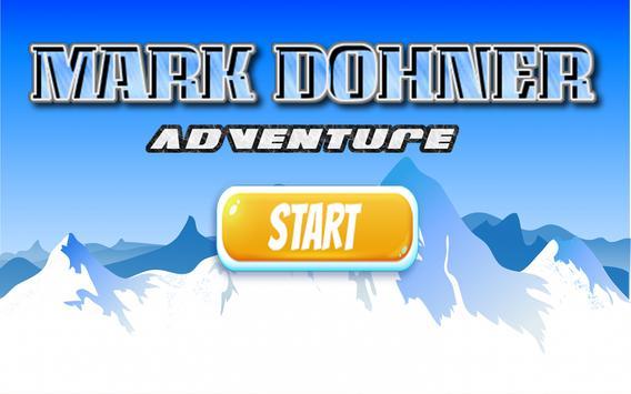 Mark Dohner Adventure poster
