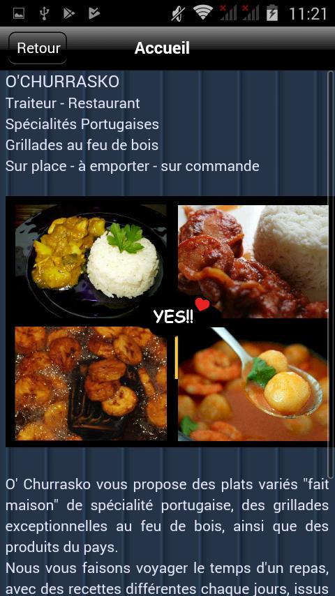 O Churrasko Restaurant For Android Apk Download