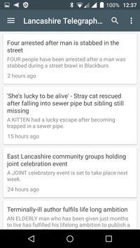 Lancaster free news screenshot 5