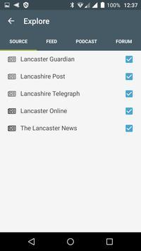 Lancaster free news screenshot 6