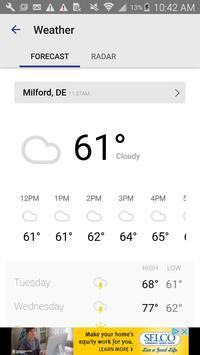 Delaware 105.9 News screenshot 3