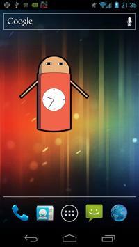 Gintama Just We Clock apk screenshot