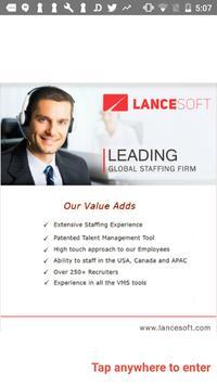LanceSoft Inc poster