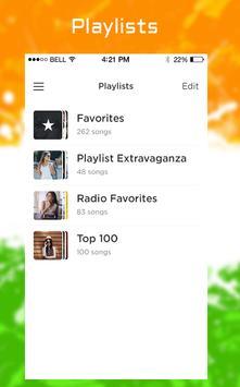 Indian Music Player apk screenshot